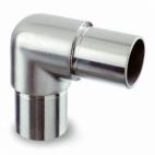 Racor de unión a 90° de tubo 303