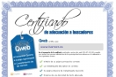 Barandillasmetalicas.com obtiene el certificado para buscadores