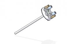 Repuesto elemento desmontable para sensor T01-2