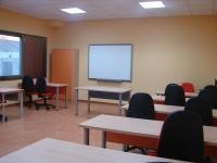 Aulas Centro de Formación