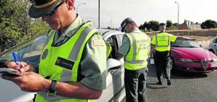 GUARDIA CIVIL DE TRAFICO