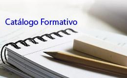 CATÁLOGO FORMATIVO