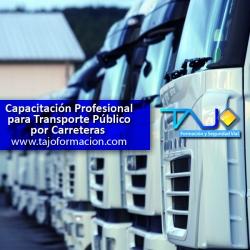 CONSEJERIA DE FOMENTO - Capacitación para el Transporte.
