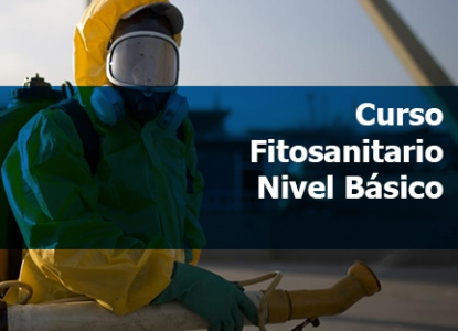 curso fitosanitario nivel Básico