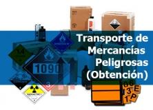 Transporte de Mercancías Peligrosas (Obtención)
