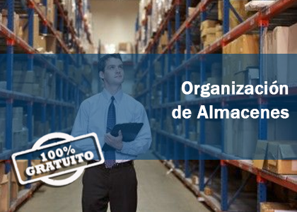 certificado organizacion de almacen