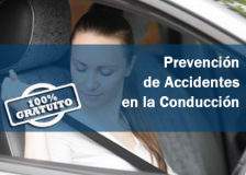 PREVENCION DE ACCIDENTES EN LA CONDUCCION SECTOR TRANSPORTE CURSO GRATUITO GRATIS