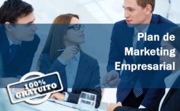 plan de marketing empresarial gratis gratuito