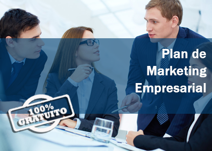 plan de marketing empresarial gratis gratuito