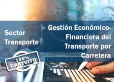 gestion economico financiera del transporte por carretera