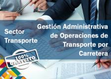 gestion administrativa de operaciones de transporte por carretera curso gratuito gratis trabajador