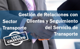 gestion de relaciones con clientes y seguimiento del servicio de transporte sector transporte curso gratuito gratis