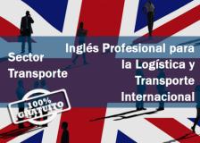 ingles profesional para la logistica y transporte internacional sector transporte trabajadores ocupados cursos gratuitos gratis