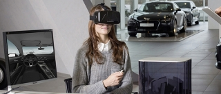 concesionarios digitales, realidad virtual
