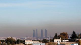 Protocolo actuación contaminación Madrid