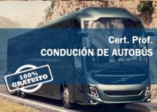CERTIFICADO DE PROFESIONALIDAD Conducción de Autobus