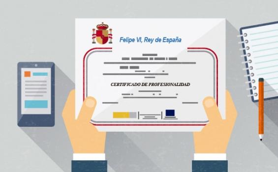 ¿Que es un certificado de profesionalidad?