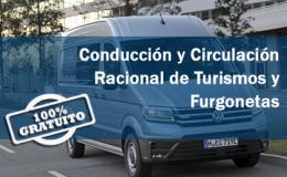 CONDUCCIÓN Y CIRCULACIÓN RACIONAL DE TURISMOS Y FURGONETAS
