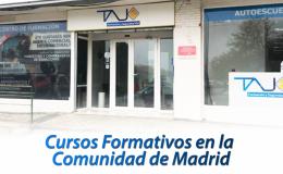FORMACIÓN EN MADRID