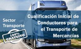 Cualificación Inicial de Conductores para el Transporte de Mercancías