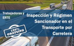 Inspección y régimen sancionador (Gratuito Trabajadores y ERTE)