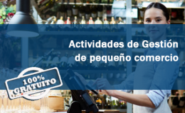 Actividades de Gestión de Pequeño Comercio (DESEMPLEADOS)