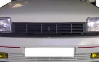 RENAULT 5 GT TURBO FRONT GRILL - PHASE 1