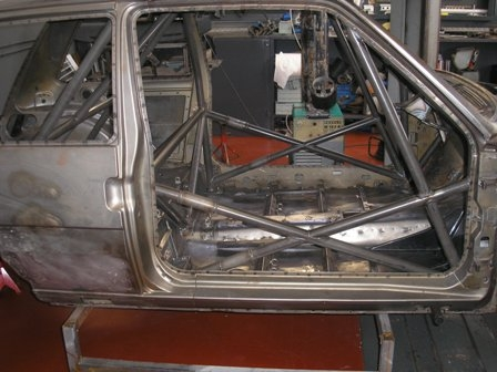 MATTER MULTIPOINT ROLL CAGES - NEW APPROVAL