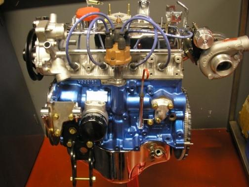 MOTOR INTERCAMBIO Gr A