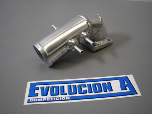 Stainless steel cap carburetor