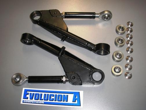 FRONT TRACK CONTROL ARM  - TUBULAR Gr. A (COUPLE)