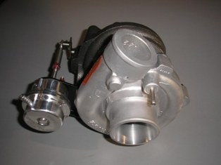 FAST TURBO Gr A 38mm axial 360 and fast kit