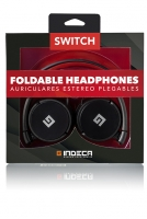 Auriculares Plegables Switch
