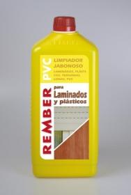 Limpiador jabonoso para laminados y plásticos