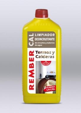 Limpiador de Termos, Calderas y tuberias