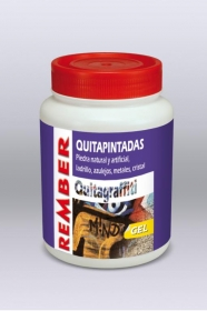 Gel quitapintadas
