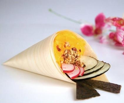 Cono de Bambú - Diseño y Elegancia en Catering y Hostelería
