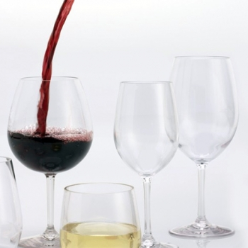 Seguridad, imagen y elegancia con copas y vasos de policarbonato