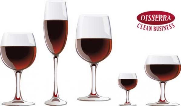 ¿Sabes qué copa deberías utilizar y hasta dónde llenarla? Te lo explicamos...