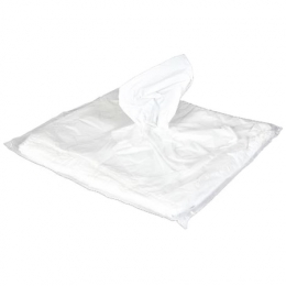 Bolsa basura blanca 32x40 galga 70 (cubo 5 lts)...