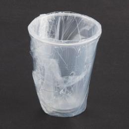 Vaso plástico EMBOLSADO INDIVIDUAL 220 cc (Caja...