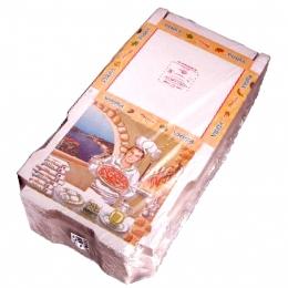 Caja Pizza 33x33x3,5 cm (Paquete 100 unidades)