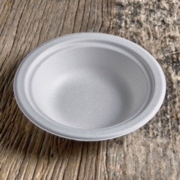 Plato HONDO-BOWL Bio&Compostable Redondo 400 ml...