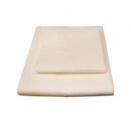 Toalla un uso Blanca 55 gr BIO 100% 40x80 cm (Caja...
