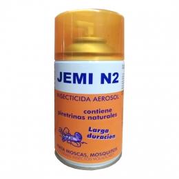 Insecticida JEMI N2 Aerosol (Pulverizador 250 ml)