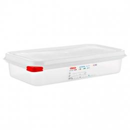 Envase HERMETICO PP Transparente GN1/3 2,5 L...
