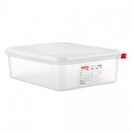 Envase HERMETICO PP Transparente GN1/2 6,5 L...