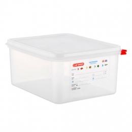 Envase HERMETICO PP Transparente GN1/2 10 L...