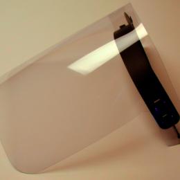 Pantalla Protectora facial PVC eco (12 unidades)