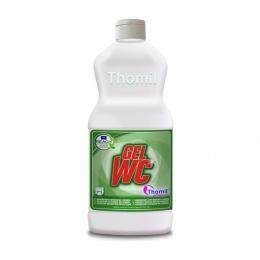 Desincrustante antioxidante GEL WC (bote 800 gr)